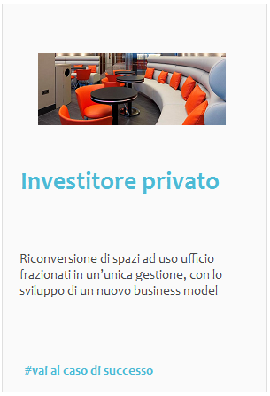 Esperienze: temporary office a Padova
